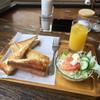 ポラーノ - 料理写真:Aランチ これにコーヒーが付きます680円
