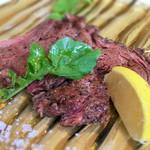 バウレット - 牛ステーキの炭火焼ランチ