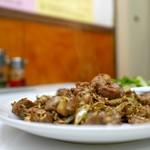 味坊 - ラム肉のクミン風炒め