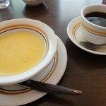 あさくま - スープかサラダが選択可