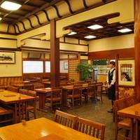 ★1階食堂