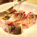 45393866 - 小皿:お魚のマリネ