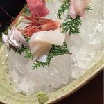 魚匠 銀平 - お刺身