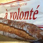 ブーランジェリーアヴォロンテ - 料理写真:バケット