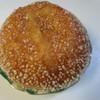 ベーカーバイツェン - 料理写真:柚子胡椒風味のピリッとピロシキ180円。