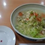 南十字星 - 鶏野菜炒め