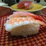 魚べい - 甘海老と海老
