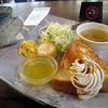 メールネージュ - 料理写真:モーニング(フレンチトースト)¥380