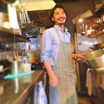 アナログ カフェ ラウンジ トーキョー - フレンチ出身シェフが心を込めて作ります。
