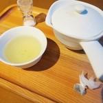 伊右衛門サロン - 煎茶☆