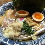 銀節や - 特製ラーメン(980円)
