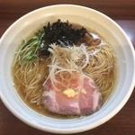 45435037 - 限定麺『千秋生姜醤油』