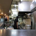 晴壱 - 厨房の様子