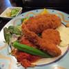 五味五感ちきんらいす - 料理写真:お魚フライ ¥1,310