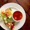 ヨウケル舎 - 料理写真:キッシュプレート