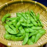 あかしろ屋 - 仙台茶豆