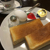 蘭豆 - 料理写真:トラジャブレンドとモーニングセット
