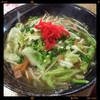琉球 - 料理写真:野菜そば 830円