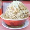 悦楽苑 - 料理写真:みそラーメン大盛