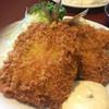 キッチンニュー南海 - 料理写真:アジフライライス(780円)