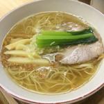 支那そば心麺 - 塩ラーメン
