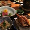 和食と郷土料理 七時雨 - 料理写真:晩酌セット