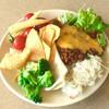 シズラー - 料理写真:充実のサラダバー