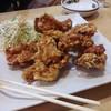 ポンチャン - 料理写真:とりの唐揚げ(小)