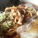 中華飯店 錦華園 - 醤油ラーメン