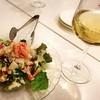 TomTom - 料理写真:ズワイガニのサラダ。(11月下旬)