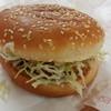 ドムドムハンバーガー - 料理写真:甘辛チキンバーガー