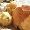 トラットリア・ダ・ルッツォ - 料理写真:おかわり自由のパン(=゚ω゚)ノ