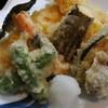 一栄 - 料理写真:天ぷらアップで