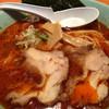古寿茂 - 料理写真:辛 鶏パイタン 塩