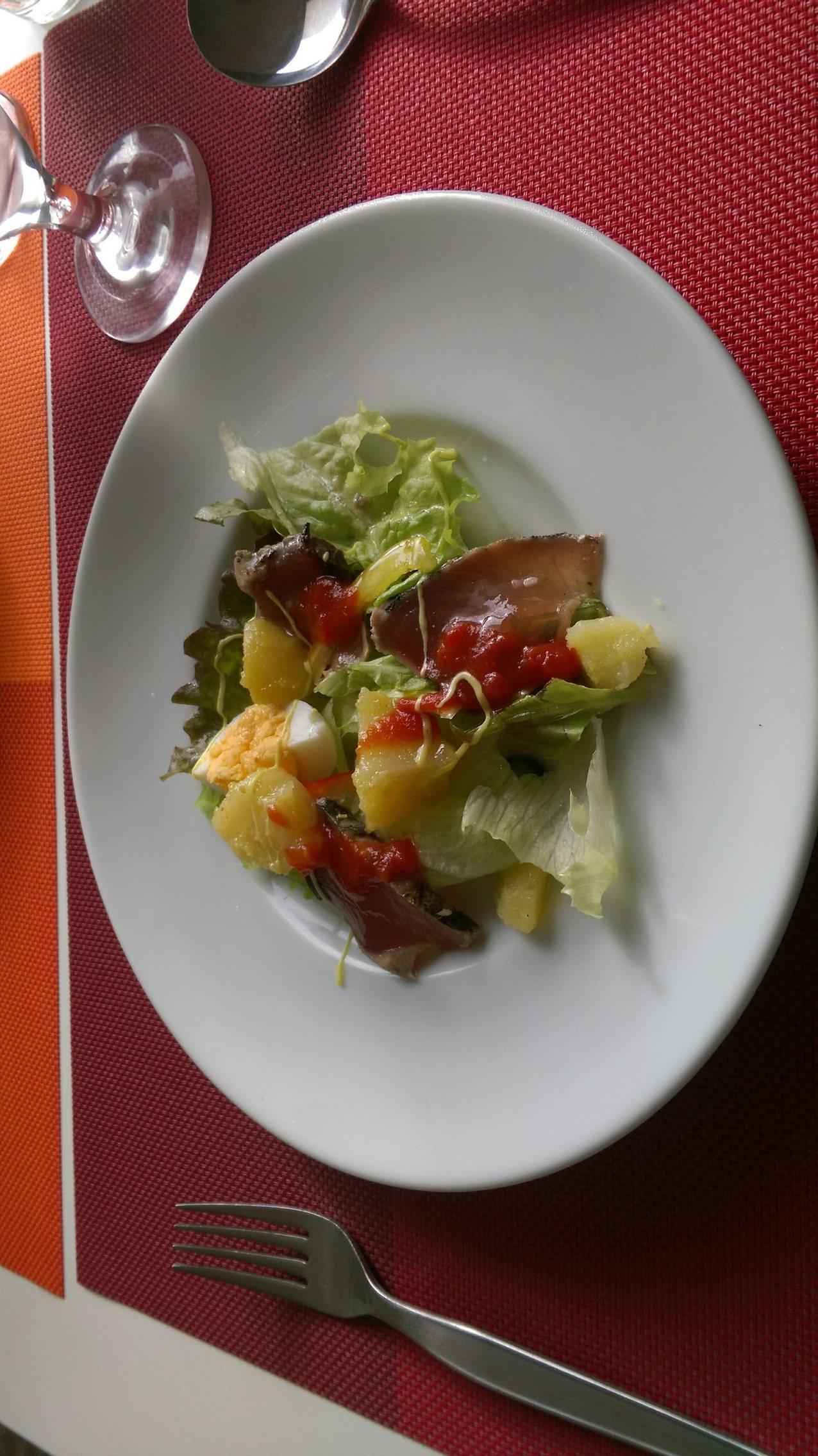 レストランファミーユ