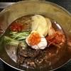 なが山 - 料理写真:冷麺2