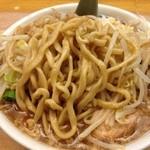 ラーメン荘 夢を語れ - 食べ応え十分な麺