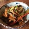 海女の小屋 海上亭 - 料理写真:あら煮
