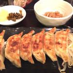 浜太郎 - 餃子  赤