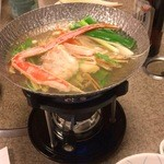 かに道楽 - 料理写真:カニ小鍋