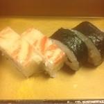 かに道楽 - 料理写真:カニ寿司