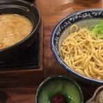 一刻魁堂 - 料理写真:つけ麺『2015.12月再訪』