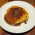 ジェイエス パンケーキカフェ - メープルバターパンケーキ(\1,100)