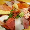 魚旨 - 料理写真:近江町市場丼①