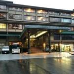 45546343 - 日和山温泉 ホテル 金波楼  かに道楽が経営している温泉旅館としても知られている