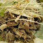 焼肉ハウス三宝 - センマイ