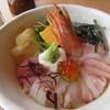 赤沢日帰り温泉館 レストラン - 料理写真:磯丼