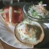 珈琲館 - 料理写真:イングリッシュマフィンセット