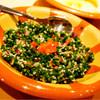 ミシュミシュ - 料理写真:パセリのサラダ