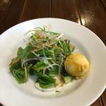 グレイト - ランチのサラダ